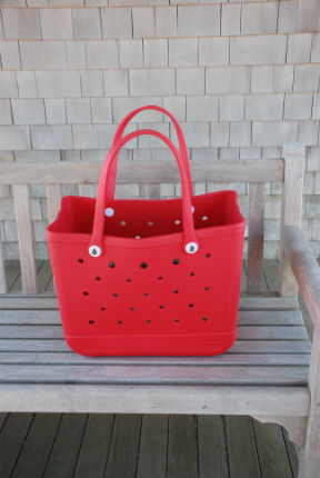Handy Rubber Tote Bag