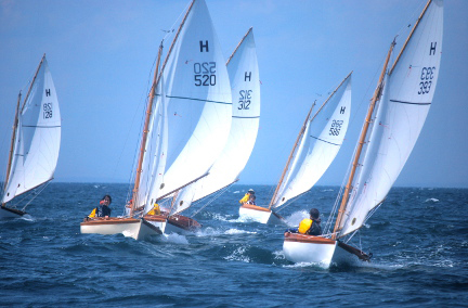 Quissett Yacht Club Racing Windward - race results